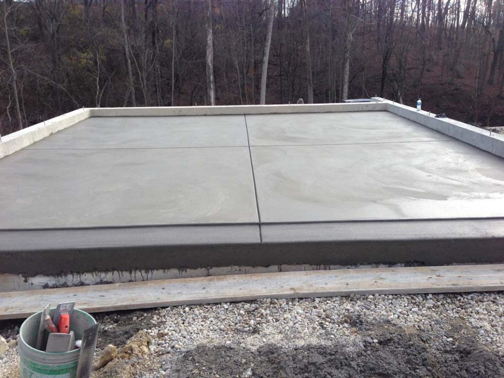 Foundation Concrete